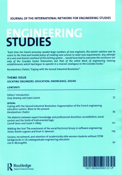 engineering studies cover